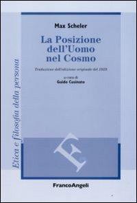 Max Scheler nella collana Etica e filosofia della persona FrancoAngeli