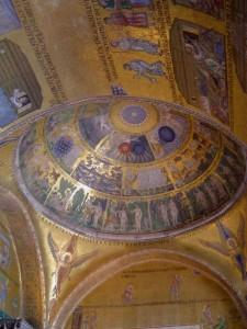 Cupola della Basilica di San Marco a Venezia