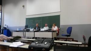 Guido Cusinato, Michale Gabel and Sabine Maria Kuchta