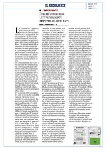 L'etica della ricerca e il pozzo dei fondi perduti